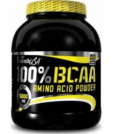 Вiotech BCAA 100% 400г