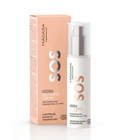 Восстанавливающий крем Madara SOS HYDRA Recharge, 50 мл/SOS HYDRA Recharge cream, 50 ml