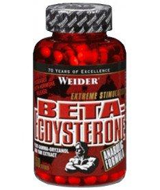WEIDER Beta-Ecdysterone  150 капс банка