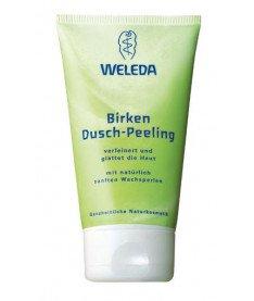 Weleda Березовый гель-пилинг для душа (Birken Dusch-Peeling) 150 мл