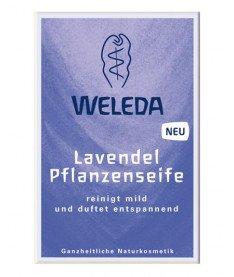 Weleda Лавандовое растительное мыло (Lavender-Soap)
