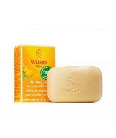 Weleda Растительное детское мыло Weleda (Calendula Pflanzenseife) 100 g
