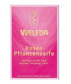 Weleda Розовое питательное мыло