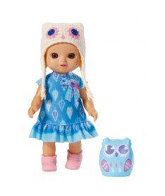 Zapf ДЖЕКИ  MINI CHOU CHOU серии Совуньи -(12 см, с аксессуарами) Кукла