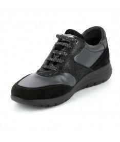 Женские ортопедические ботинки CALL SC3907 NERO GRÜNLAND