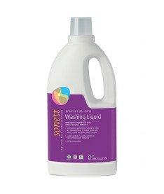 Жидкое органическое средство Sonett для стирки цветных тканей Лаванда, 2л