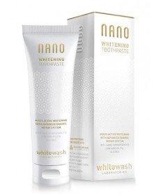 Зубная паста NANO отбеливающая с гидроксиапатитомk 75 мл WhiteWash Laboratories (Англия)