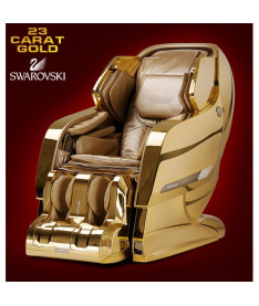 YAMAGUCHI Axiom Gold Кресло массажное