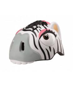 Защитный шлем Crazy Safety Zebra (Зебра)