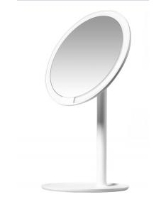 """Зеркало для макияжа AMIRO LUX 8"""" AML004W White"""
