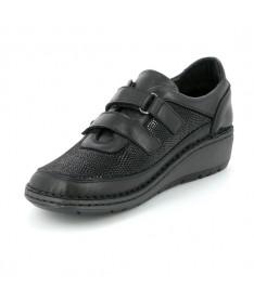 Женские ортопедические ботинки NESI SC4029 NERO GRÜNLAND