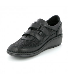 Женские ортопедические ботинки NESI SC4029 NERO GRUNLAND