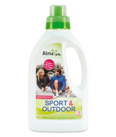 Жидкое средство AlmaWin для стирки Sport and Outdoor, 750мл