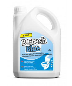 Жидкость для биотуалетов Thetford B-Fresh Blue 2л, Нидерланды
