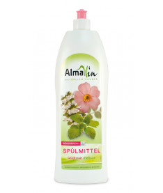 Жидкость для мытья посуды AlmaWin 1 л роза
