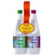 Жидкости для биотуалетов Thetford Duopack CampaGreen/Campa Rinse Plus 1,5л, (Нидерланды)