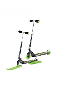 Зимний самокат 2в1 KIDIGO Snow Scooter