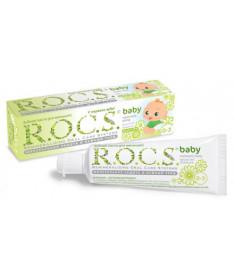 Зубная паста R.O.C.S. baby душистая ромашка