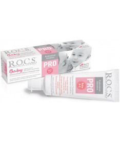 Зубная паста R.O.C.S. PRO Baby (0-3)